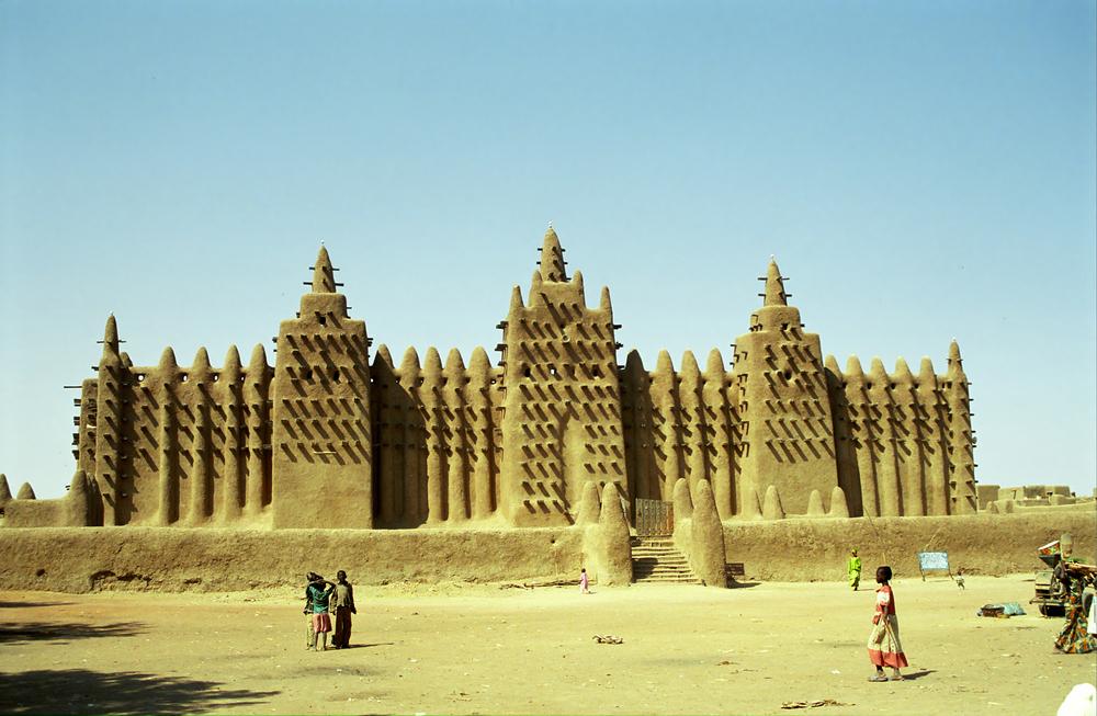 Djenné Djenno, Mali