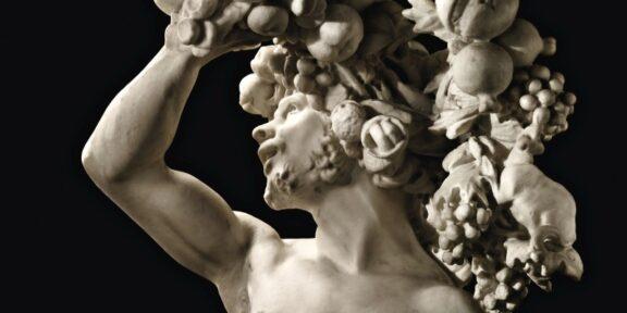 Pietro Bernini e Gian Lorenzo Bernini, Autunno (dettaglio), 1615-1618 circa. Sotheby's
