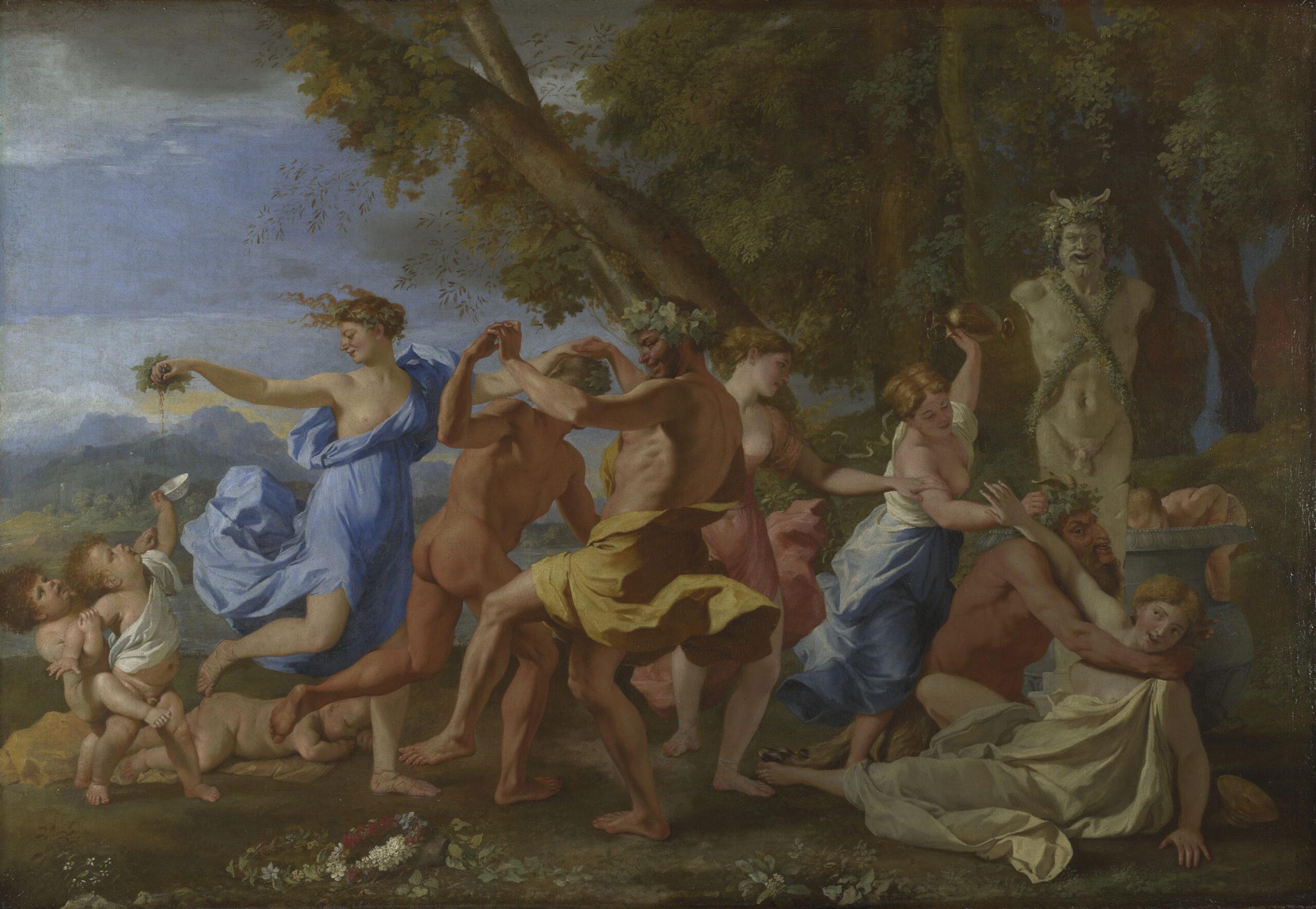 Festante e gioioso: un inedito Nicolas Poussin alla National Gallery di Londra