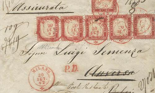 Da Cambi nascono due nuovi dipartimenti, filatelia e numismatica