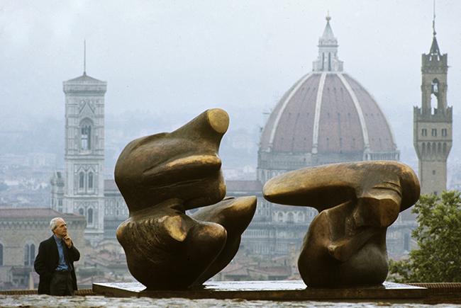 Disegno, scultura, forma: la grande mostra su Henry Moore a Firenze