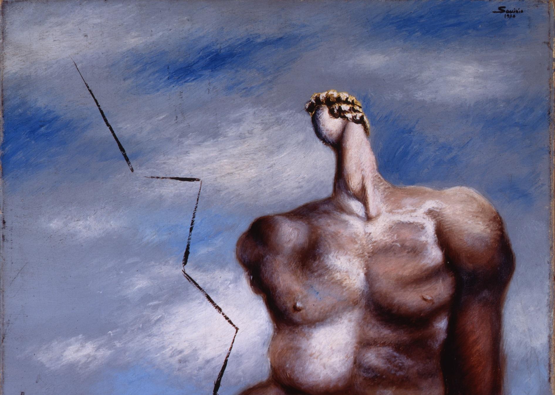 Un mondo ambiguo e perverso: Alberto Savinio in mostra a Roma