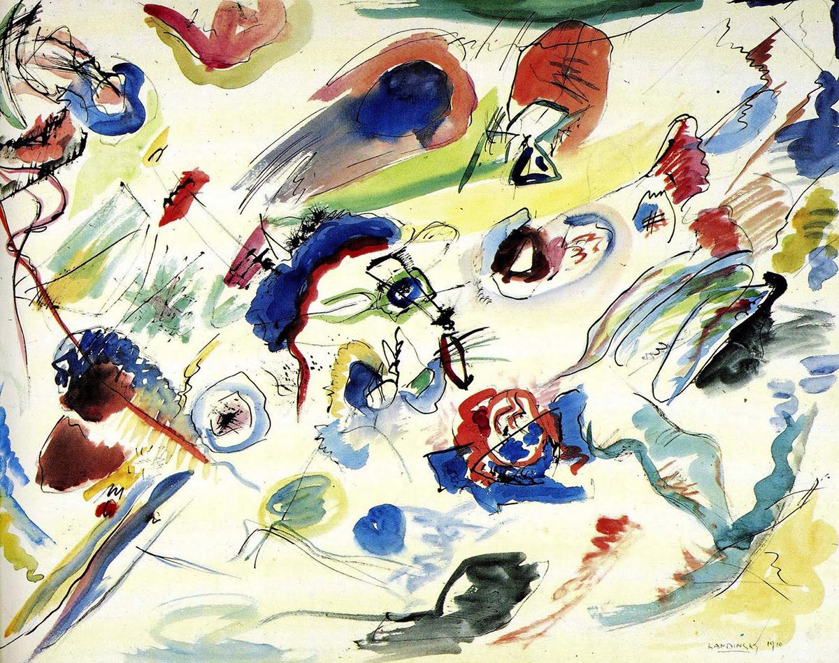 Cosa udiva Kandinsky mentre dipingeva? Il nuovo progetto di Google prova a svelare i segreti della sinestesia