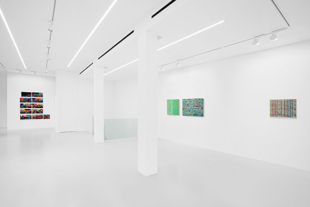 """""""Ed è sempre musica. Luigi Veronesi, Giovanni Pizzo, Lucia Di Luciano"""", 10 A.M. ART, Milano"""