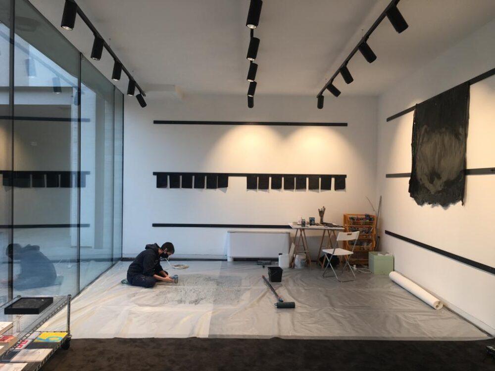 View of Temporaneo - Courtesy Marina Bastianello Gallery and M9