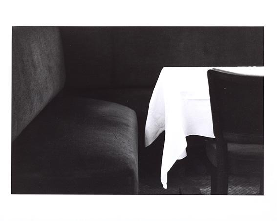 © Bernard PLOSSU, Le silence