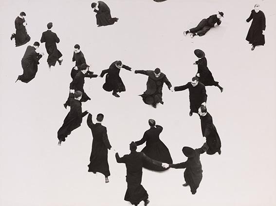 Tutta la poesia del bianco e nero fotografico in mostra al Grand Palais di Parigi