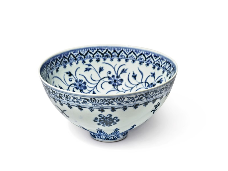 Chinese bowl Sotheby's