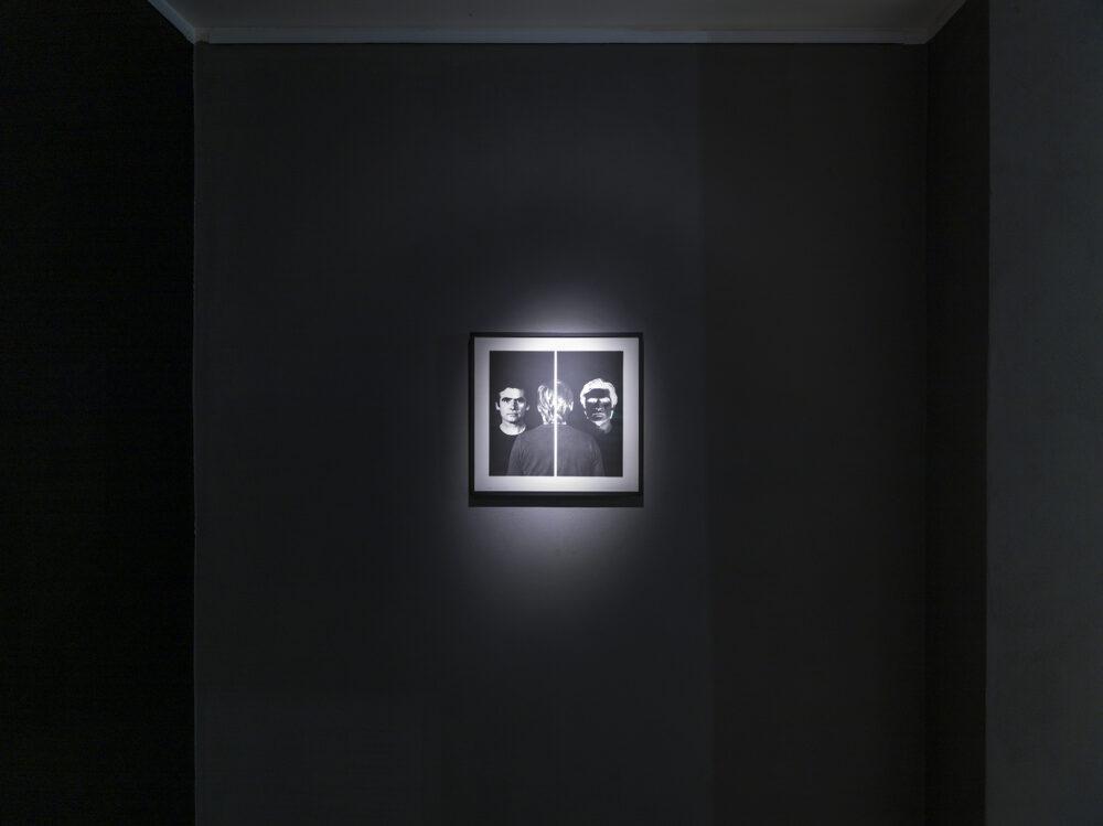 Aldo Tagliaferro, L'io ritratto_1974