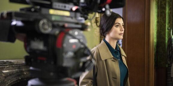 Alessandra Mastronardi in Carla, Rai Fiction