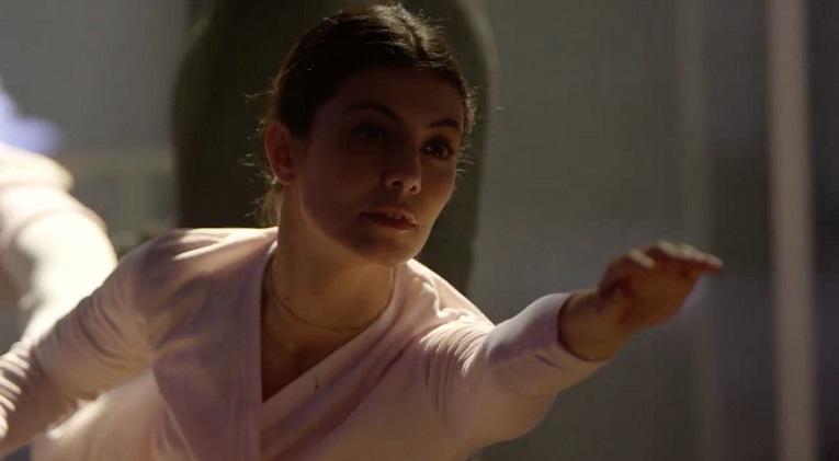 Alessandra Mastronardi in Carla, Rai1