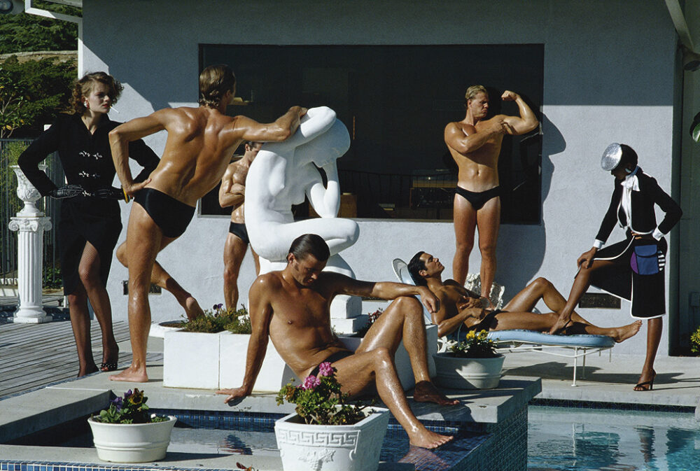 America-1970s80s, Fondazione Helmut NEWTON