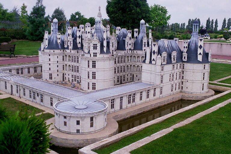 Il Castello di Chambord, rifugio della Gioconda durante la guerra