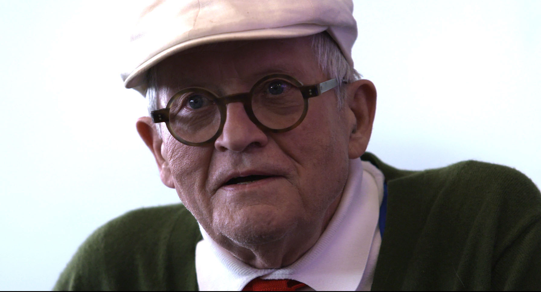 David Hockney in prima visione su Rai 5. E poi l'Art Night con Angeli, Festa e Schifano