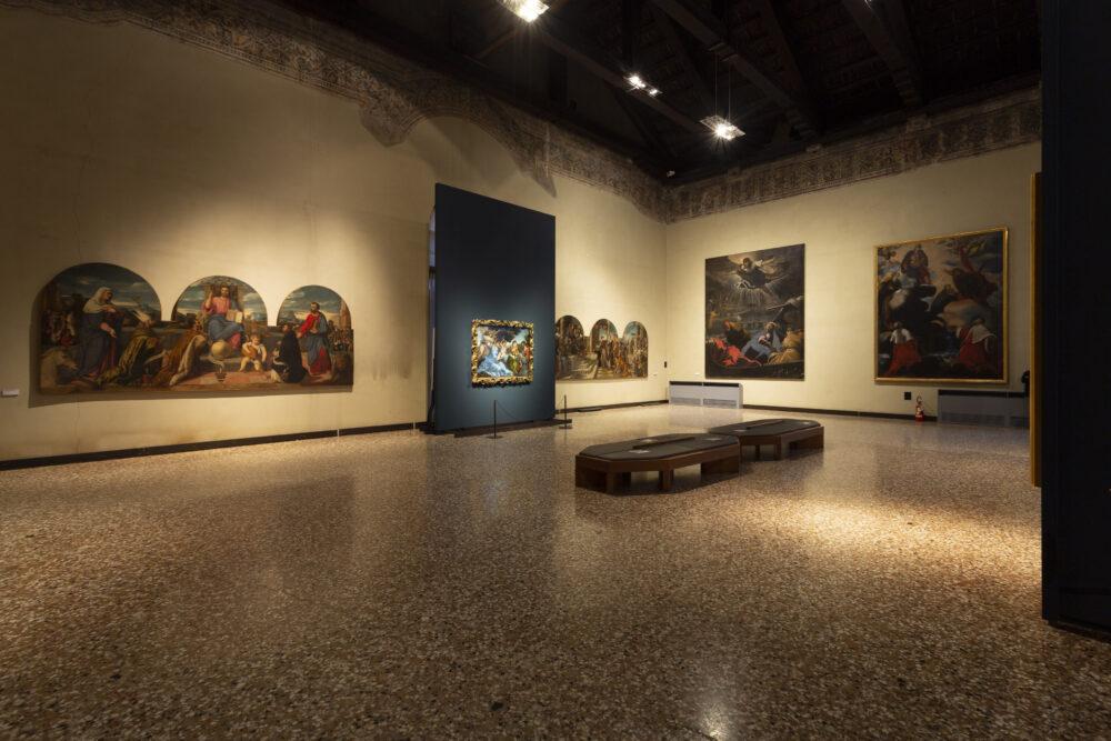 Foto Luca Zanon, courtesy ©GA-AVE, Archivio Fotografico, 2020 - su concessione del Ministero dei Beni e delle Attività Culturali e del Turismo - Gallerie dell'Accademia di Venezia