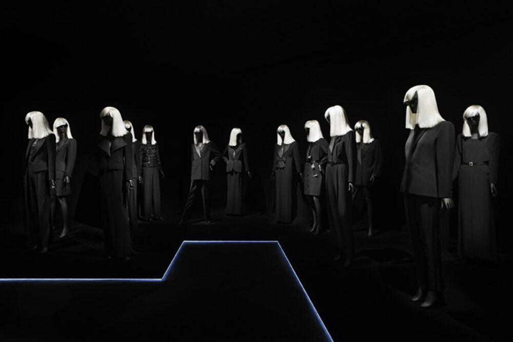 Feminine Singular- Betty Catroux, Yves Saint Laurent - Musée Yves Saint Laurent, Parigi