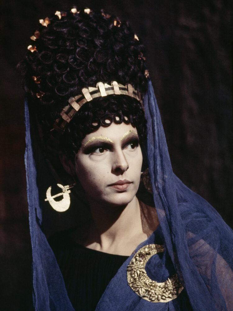 Ritratto sul set di Fellini - Satyricon, 1969
