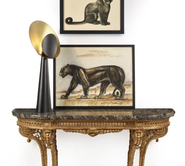 Cartier at home: Artcurial porta in asta le creazioni della maison francese