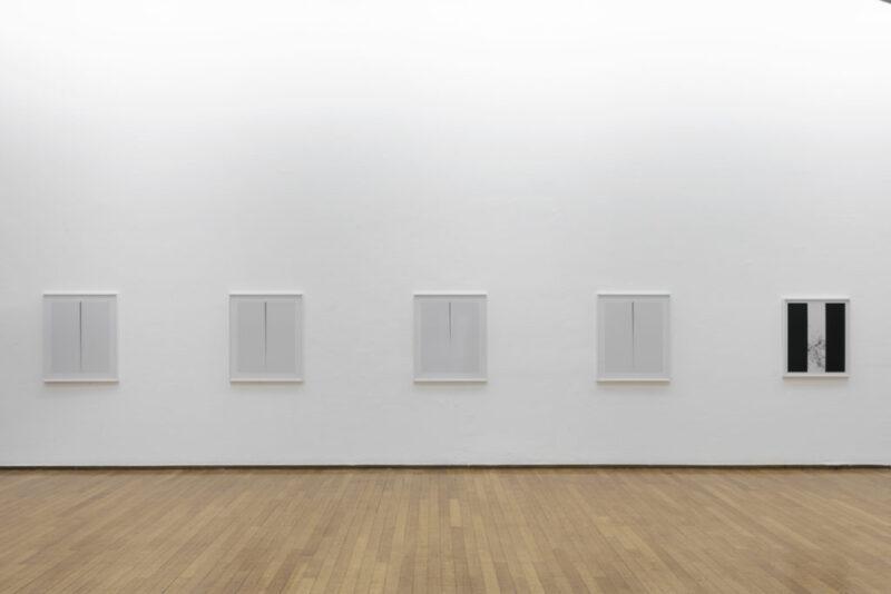 Installation view, la prima sala. Foto Lorenzo Palmieri