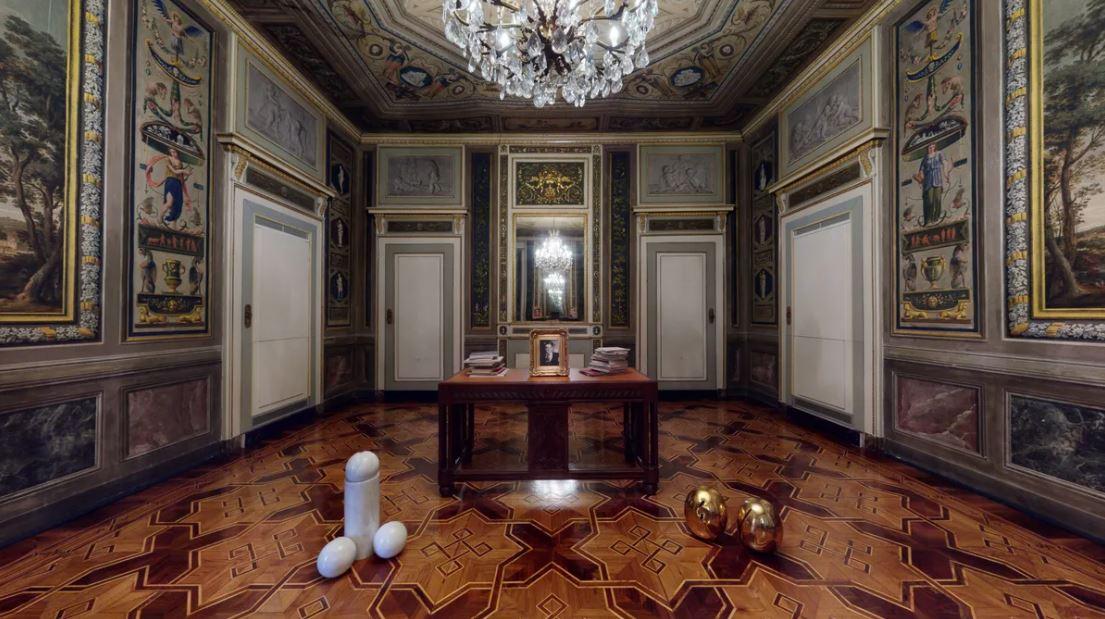Citofonare Vezzoli. Il catalogo della mostra Casa Iolas è una vera e propria opera d'arte