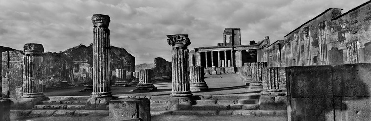 Josef Koudelka, Pompei, 2012 © Josef Koudelka / Magnum Photos