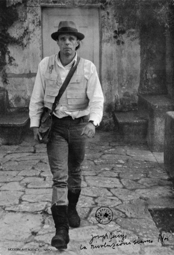 Joseph Beuys, La rivoluzione siamo noi