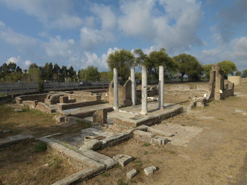 La Sinagoga di Ostia antica