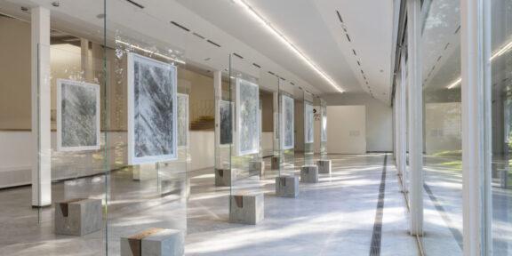 Installation View Lorenzo Palmieri