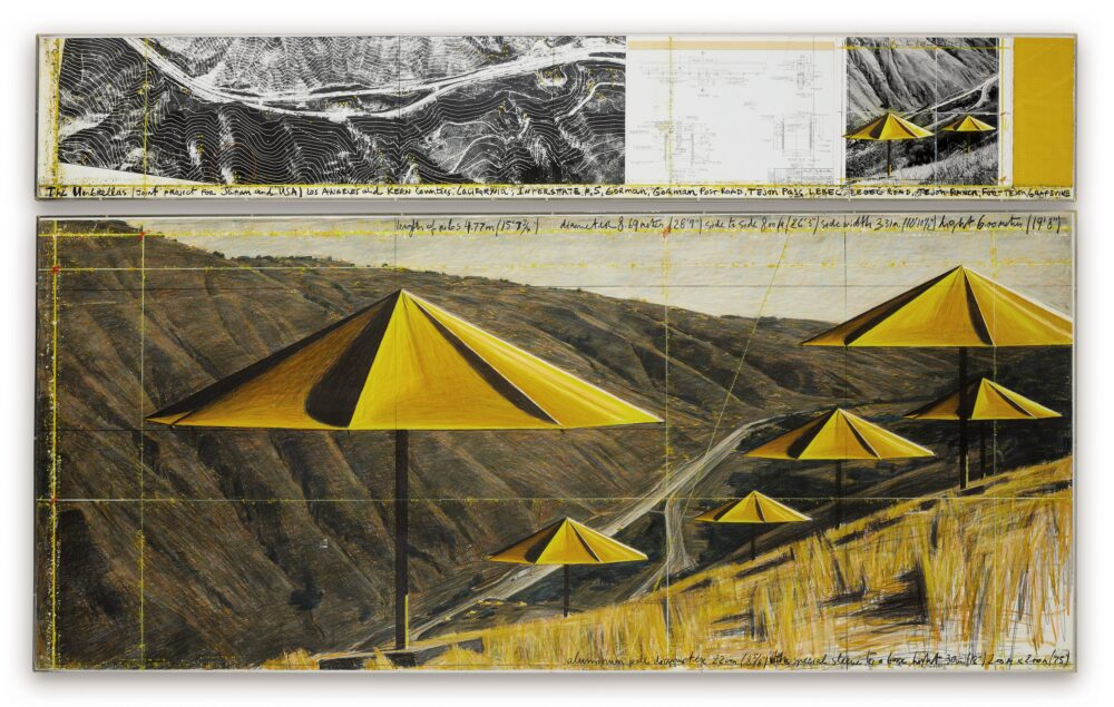 Lot 19, Christo, The Umbrellas (Joint project for Japan and USA)