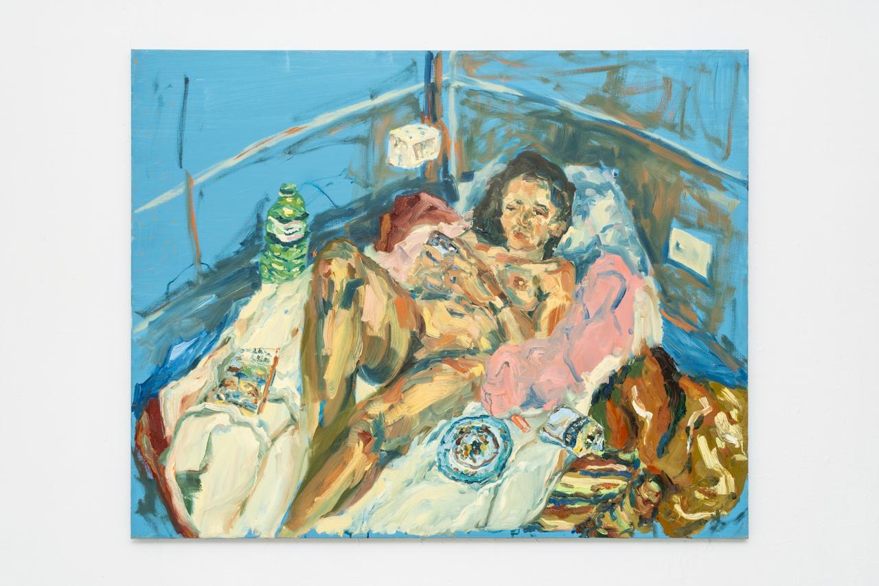 L'intuizione della pittura a olio. Conversazione con Sophie Westerlind