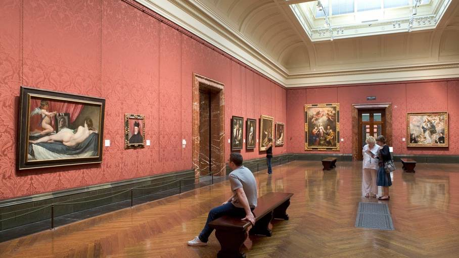 National Gallery, Tour Virtuale, Marzo 2020