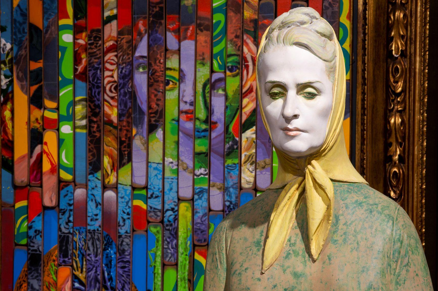 INSIDE: la prima personale in un museo per Orticanoodles. Nuove visioni intimiste e provocatorie