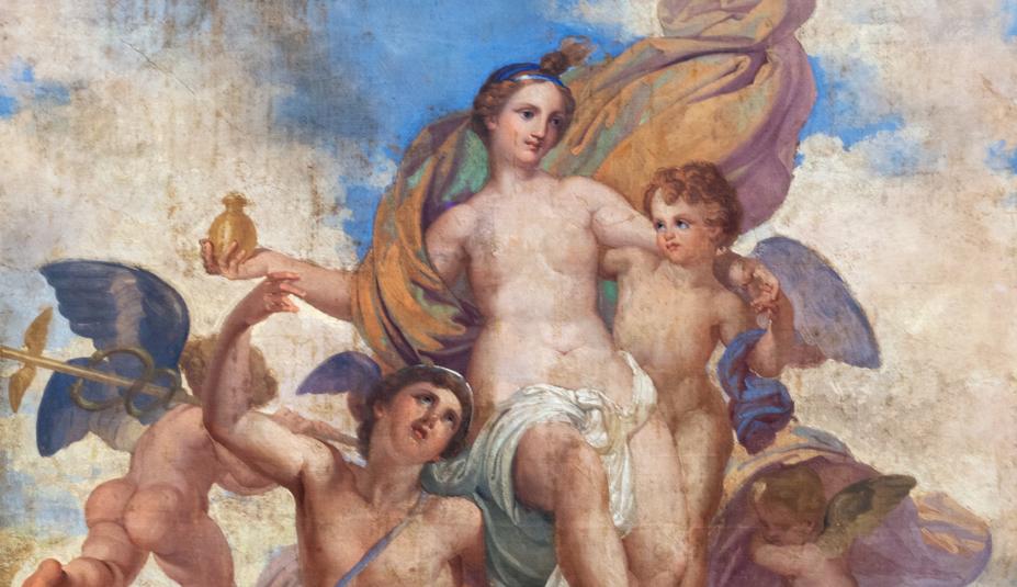 Finarte: gli affreschi di Palazzo Torlonia in asta a Roma