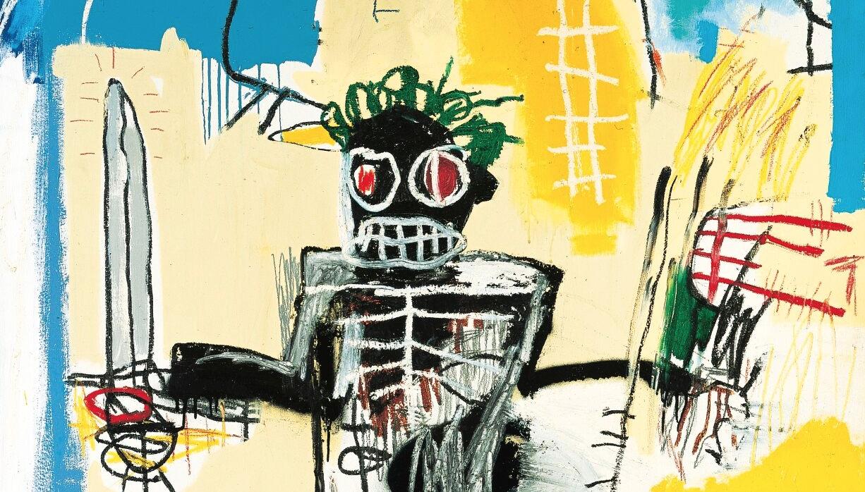 Basquiat sfida Richter: da Christie's il suo guerriero mira al 'trono asiatico'