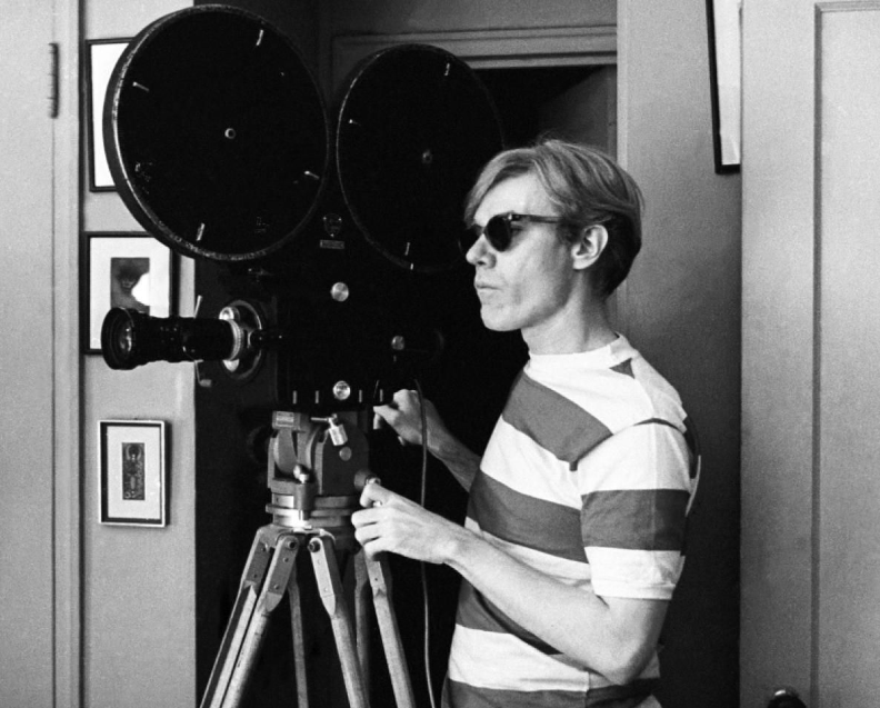 Andy Warhol, in mostra a Milano i film del genio della Pop art
