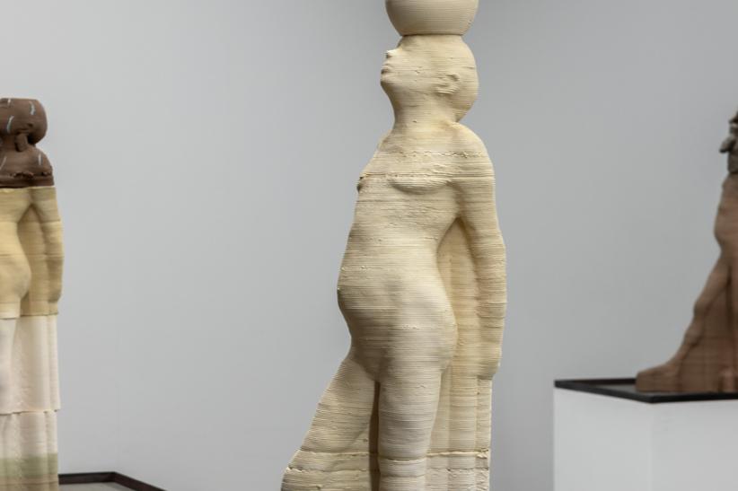Nicolas Brasseur Courtesy dell'artista e della Galerie Nathalie Obadia Parigi / Bruxelles