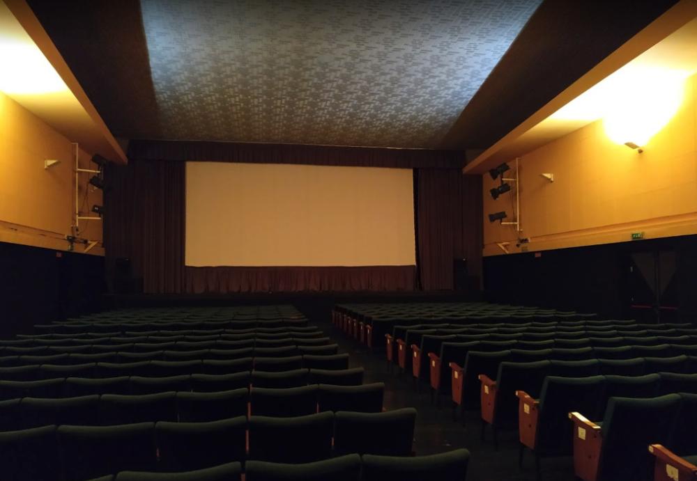 Cinema vuoto (zero)