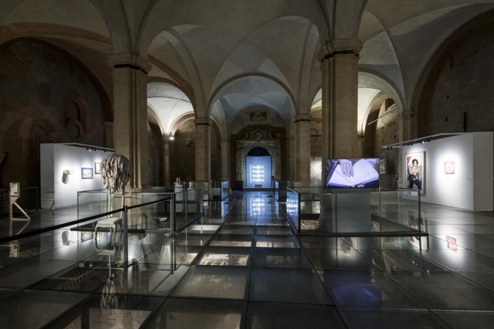 Stasi Frenetica - Palazzo Madama - Museo Civico d'Arte Antica, Torino, foto Perottino – Piva - Artissima