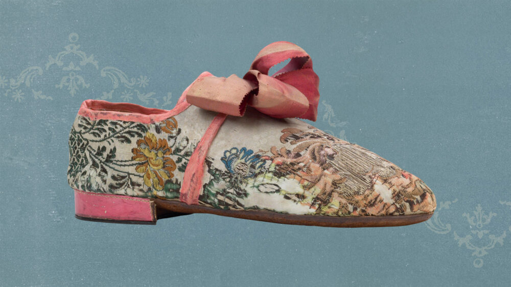 The Great Divide- Footwear in the Age of Enlightenment - Bata Shoe Museum, Toronto