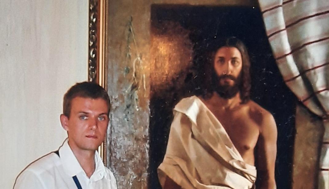 Arte e francobolli. Per la Pasqua le Poste Vaticane scelgono un'opera di Vitaliy Shtanko