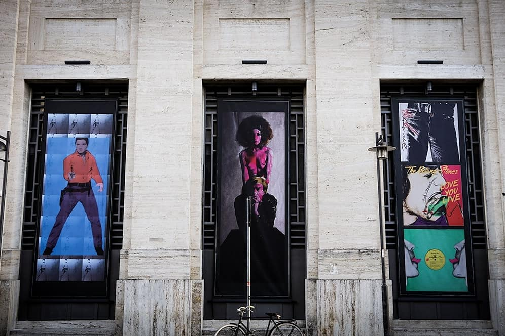 Warhol e Schifano a Pescara all'Imago Museum