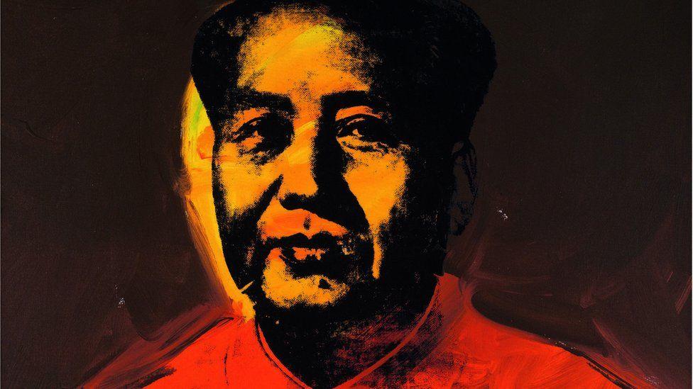 Mao di Andy Warhol