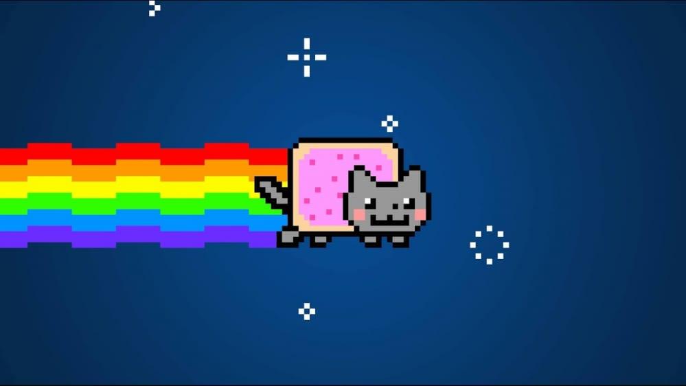 Vendita record per l'opera digitale Nyan Cat. É il momento della crypto art?