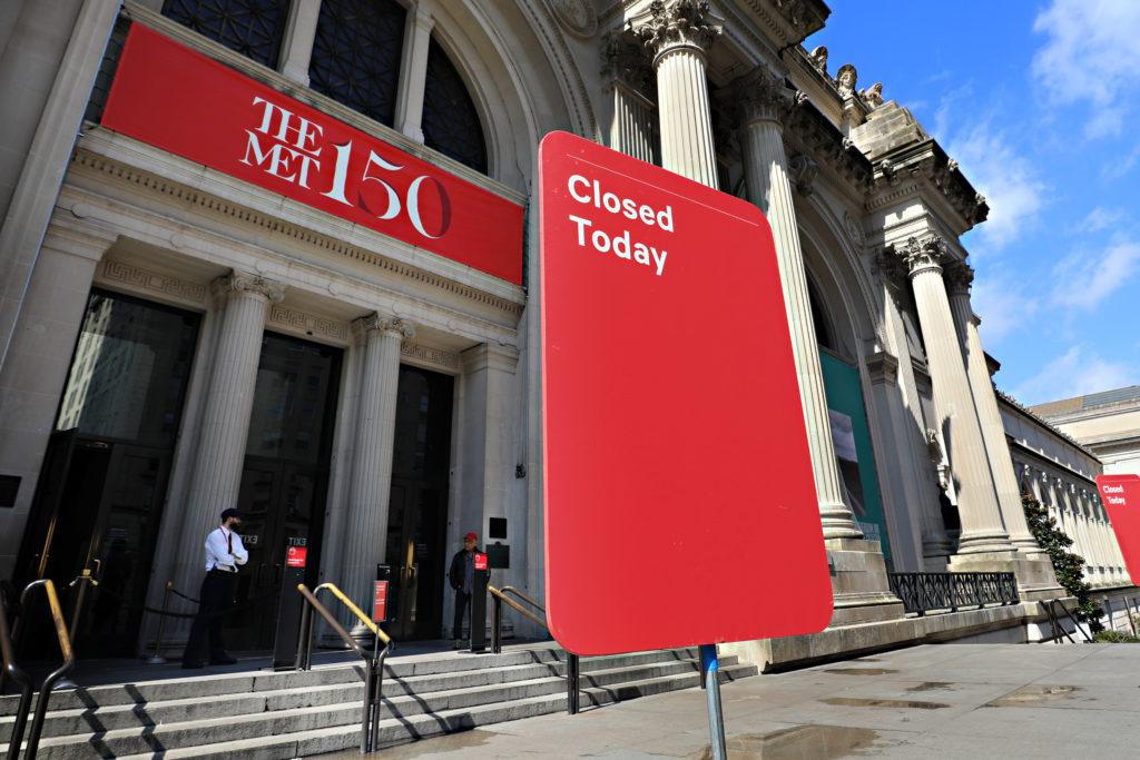 """""""Negli U.S.A. molti musei rischiano di chiudere per sempre"""". L'allarme della American Alliance of Museums"""