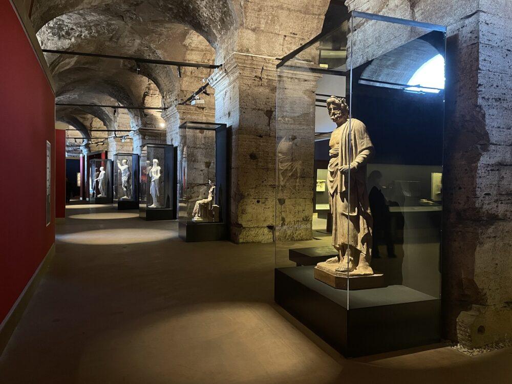 Mostra Pompei Colosseo
