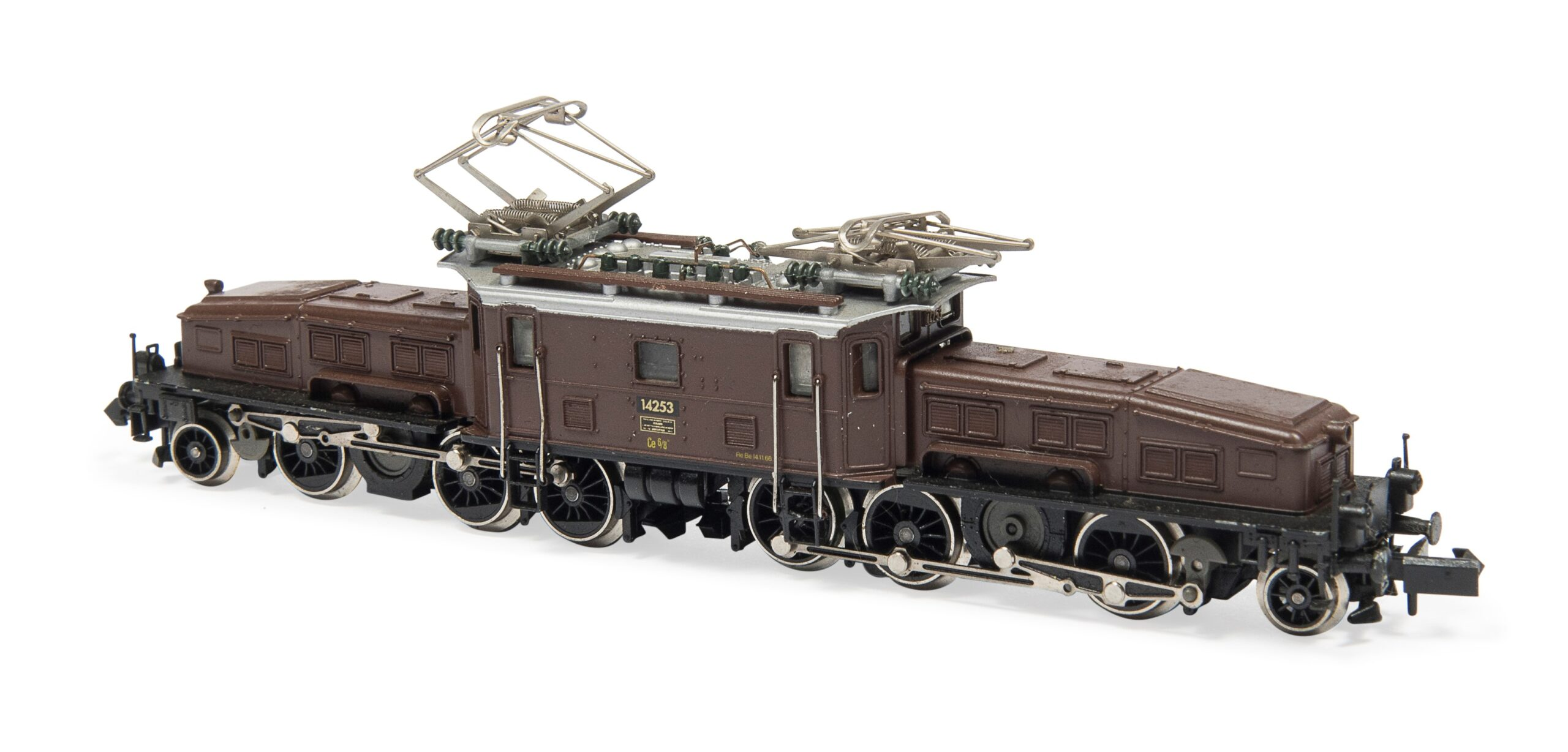 Treni e locomotive per tutti i gusti. Prosegue l'asta di modellismo da Babuino