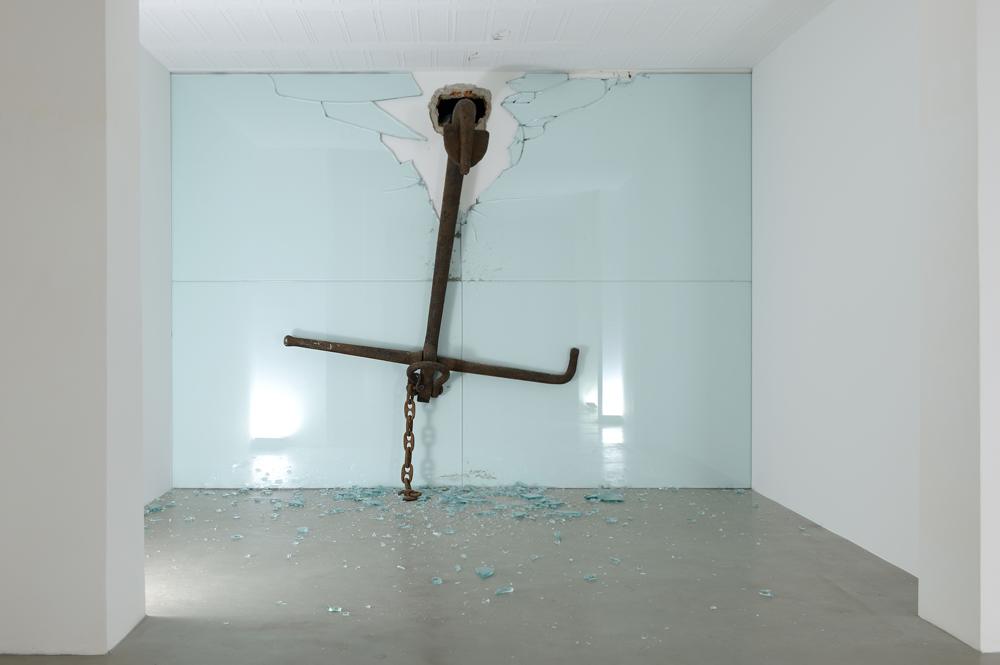 """""""A cuore aperto"""" di Claudio Parmiggiani"""