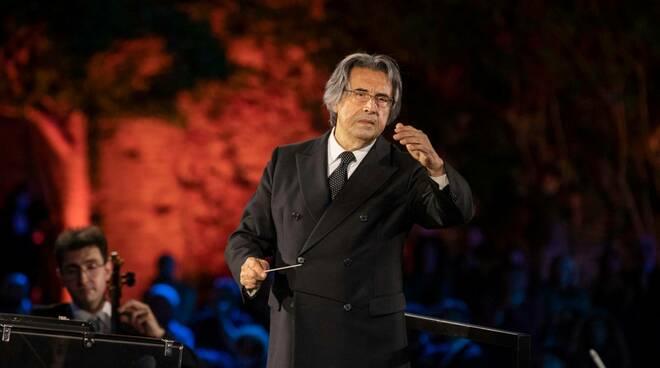 A Torino, l'appello di Riccardo Muti a Mario Draghi