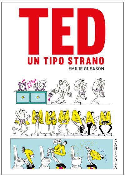 Ted, un tipo strano di Émilie Gleason