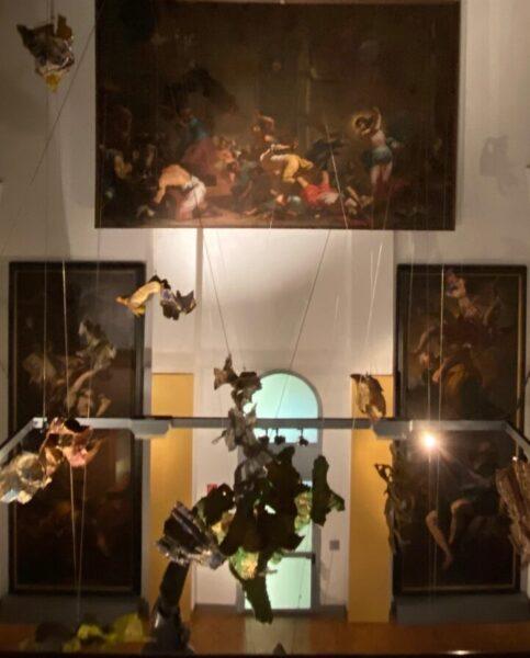 Allestimento interni Museo Diocesano